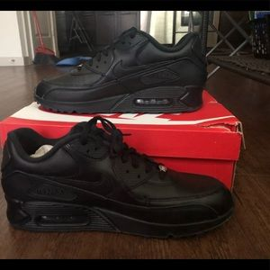 NIKE Mens Air Max 90 Leather Various Sizes